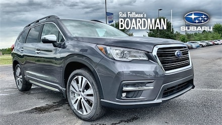 Featured New 2021 Subaru Ascent Touring 7-Passenger SUV for Sale in Boardman, OH