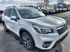 Certified Pre-Owned 2019 Subaru Forester Limited SUV JF2SKASC3KH521686 for Sale in Boardman, OH