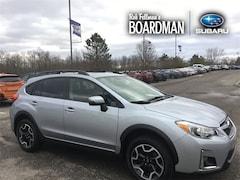 Certified Pre-Owned 2016 Subaru Crosstrek 2.0i Limited SUV JF2GPAKC3GH325309 for Sale in Boardman, OH