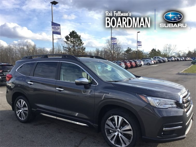 New 2019 Subaru Ascent Touring 7-Passenger SUV For Sale Boardman, Ohio