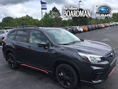 New 2019 Subaru Forester Sport SUV JF2SKAPC7KH543554 for Sale in Boardman, OH