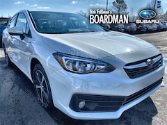 New 2020 Subaru Impreza Premium Sedan 4S3GKAD62L3606965 25211 for Sale in Boardman, OH
