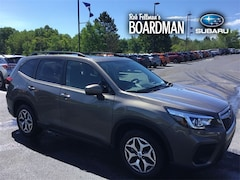 New 2019 Subaru Forester Premium SUV JF2SKAEC7KH542746 for Sale in Boardman, OH