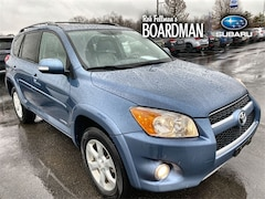 Bargain Used 2011 Toyota RAV4 Limited SUV 2T3DF4DV1BW168905 for Sale in Boardman, OH