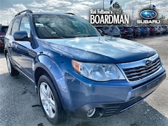 Used 2009 Subaru Forester 2.5X Premium SUV JF2SH63699H702578 24889B for Sale in Boardman, OH
