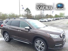 New 2019 Subaru Ascent Touring 7-Passenger SUV 4S4WMARD2K3473597 for Sale in Boardman, OH