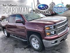 2015 Chevrolet Silverado 1500 LT LT1 Truck 3GCUKREC4FG378135