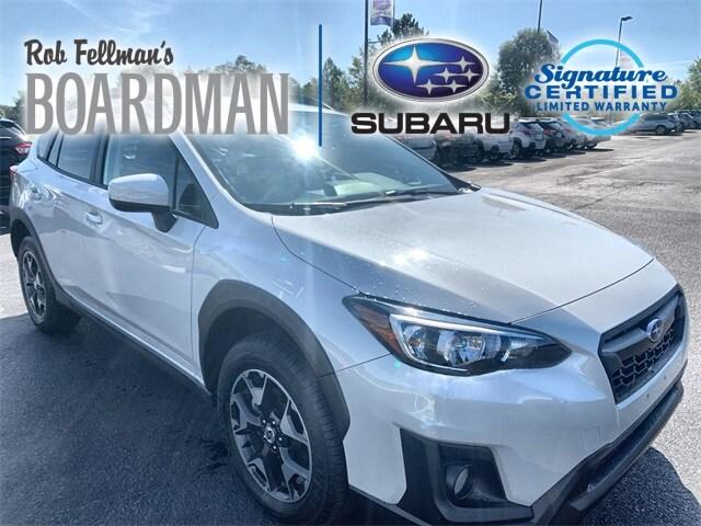 2018 Subaru Crosstrek 2.0i Premium SUV JF2GTABC9JH290634