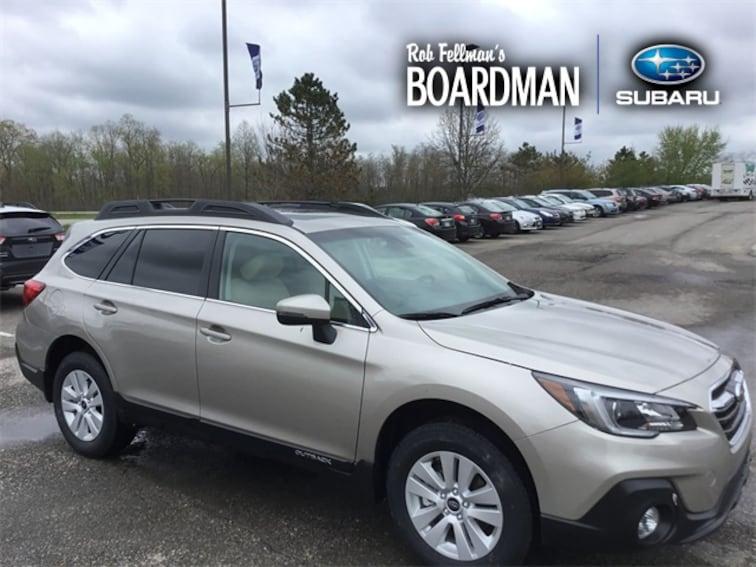 New 2019 Subaru Outback 2.5i Premium SUV For Sale Boardman, Ohio