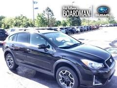 Used 2016 Subaru Crosstrek 2.0i Limited SUV JF2GPAKC6G8252145 for Sale in Boardman, OH