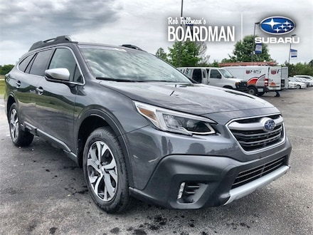 Featured Used 2020 Subaru Outback Touring XT SUV 4S4BTGPD6L3271211 for Sale in Boardman, OH