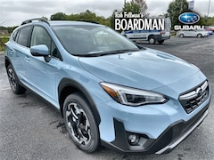 New 2021 Subaru Crosstrek Limited SUV JF2GTHMC0MH204413 26232 for Sale in Boardman, OH