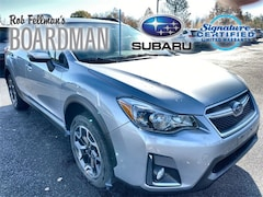 Certified Pre-Owned 2017 Subaru Crosstrek 2.0i Limited SUV JF2GPAKC0HH228537 for Sale in Boardman, OH