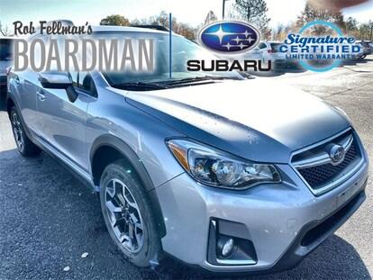 Subaru Warranty 2017 >> Used 2017 Subaru Crosstrek For Sale At Boardman Subaru Vin Jf2gpakc0hh228537