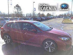 New 2019 Subaru Impreza 2.0i Sport 5-door 4S3GTAM60K3730695 22871 for Sale in Boardman, OH