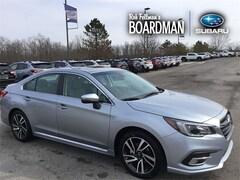 New 2019 Subaru Legacy 2.5i Sport Sedan 4S3BNAS66K3030493 for Sale in Boardman, OH