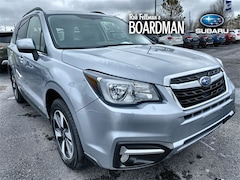 Used 2017 Subaru Forester 2.5i Limited SUV JF2SJAJC5HH547283 for Sale in Boardman, OH