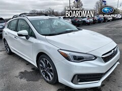 Certified Pre-Owned 2020 Subaru Impreza Limited Hatchback 4S3GTAU63L3703914 for Sale in Boardman, OH