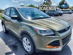 Bargain Used 2013 Ford Escape S SUV 1FMCU0F78DUB52351 for Sale in Boardman, OH