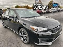 New 2021 Subaru Impreza Sport Sedan 4S3GKAM61M3600396 26575 for Sale in Boardman, OH