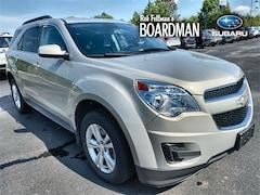 Bargain Used 2012 Chevrolet Equinox LT 1LT SUV 2GNALDEK9C1135054 for Sale in Boardman, OH