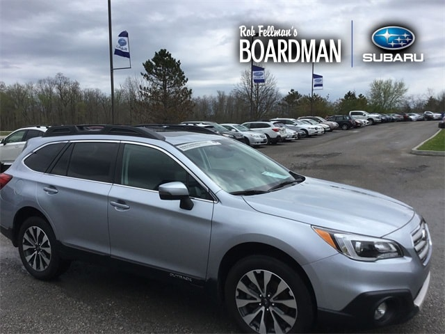 2016 Subaru Outback 3.6R Limited SUV 4S4BSENC5G3227840