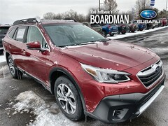 New 2021 Subaru Outback Limited SUV 4S4BTANC5M3155362 27217 for Sale in Boardman, OH