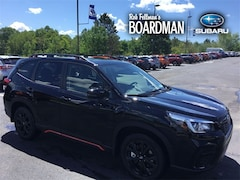 New 2019 Subaru Forester Sport SUV JF2SKAPC8KH543644 for Sale in Boardman, OH