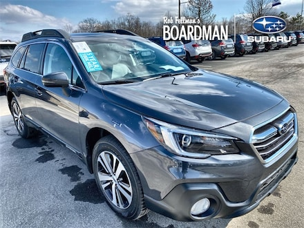 Featured Used 2019 Subaru Outback 2.5i Limited SUV 4S4BSANC9K3242441 for Sale in Boardman, OH