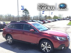 New 2019 Subaru Outback 2.5i Limited SUV 4S4BSANC2K3343305 for Sale in Boardman, OH