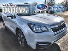 Certified Pre-Owned 2018 Subaru Forester 2.5i Premium SUV JF2SJAEC7JH414072 for Sale in Boardman, OH