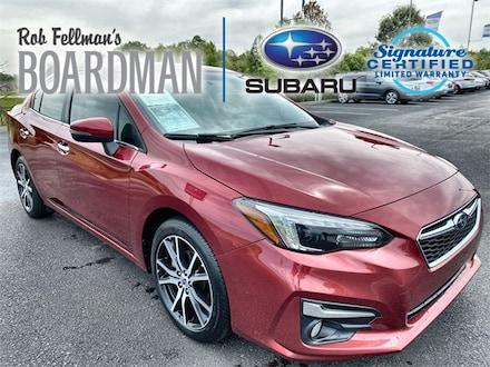 Featured Used 2018 Subaru Impreza 2.0i Limited Sedan 4S3GKAN63J3606369 for Sale in Boardman, OH