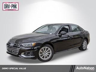 2020 Audi A4 40 Premium Sedan