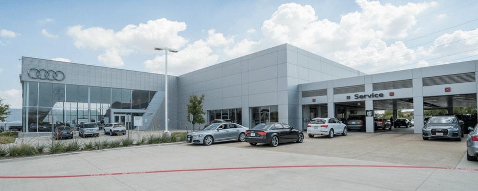 Audi Service Center In Plano TX Audi Plano - Audi plano