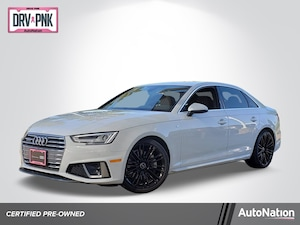 2019 Audi A4 Premium Plus 4dr Car