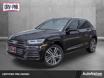 2020 Audi Q5 e Hybrid Premium Plus Sport Utility