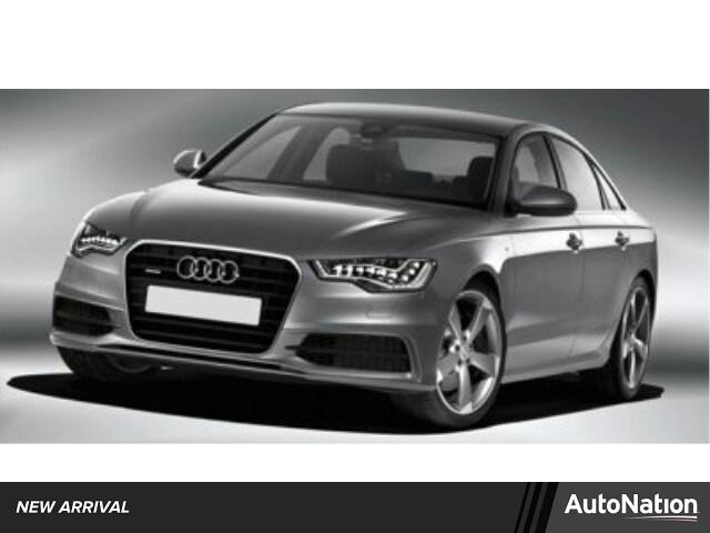 2014 Audi A6 3.0T Premium Plus 4dr Car