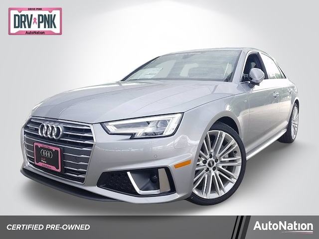 2019 Audi A4 Premium Plus 4dr Car