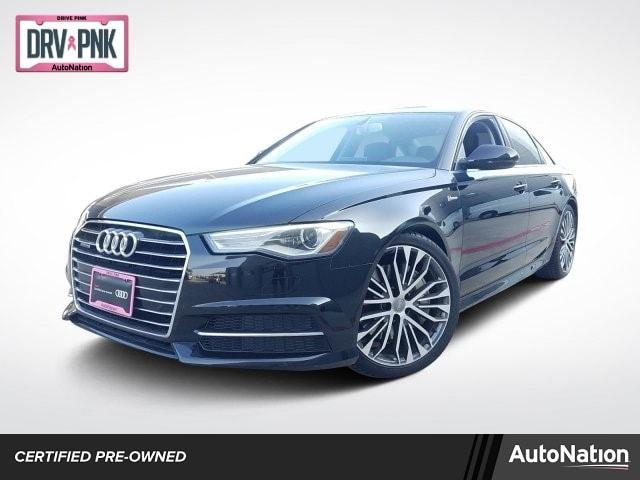 2016 Audi A6 3.0T Premium Plus 4dr Car