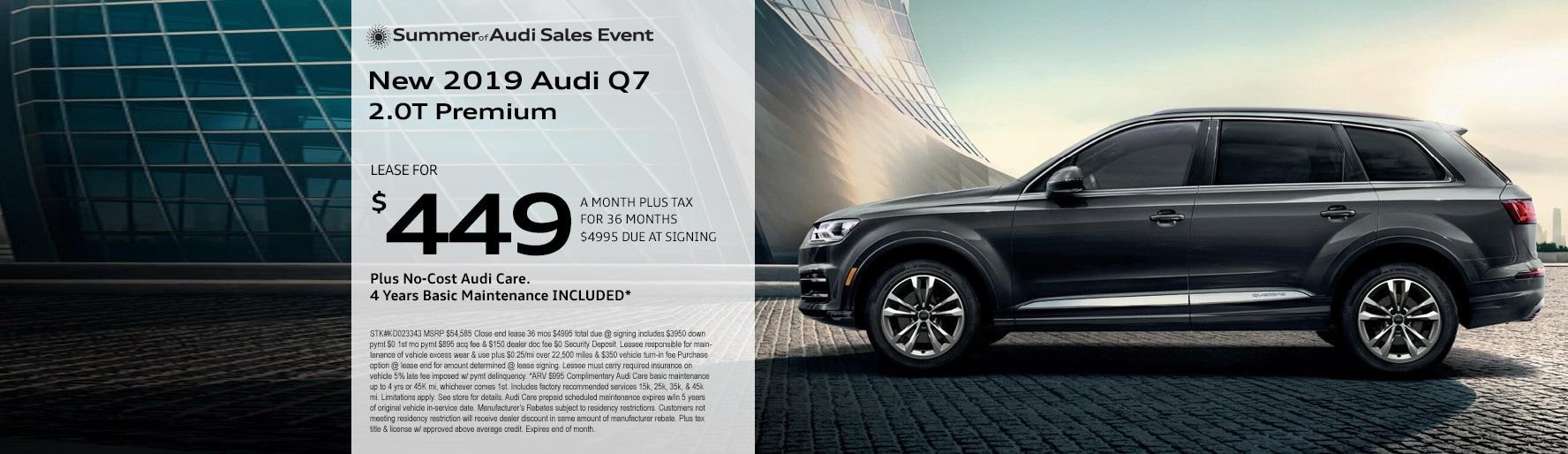Audi Car Dealership Plano, TX | Audi Plano