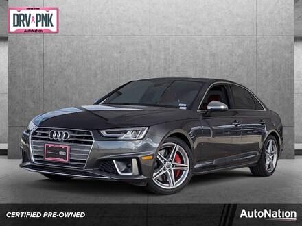 2019 Audi S4 Prestige 4dr Car