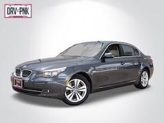 2010 BMW 5 Series 528i 4dr Car