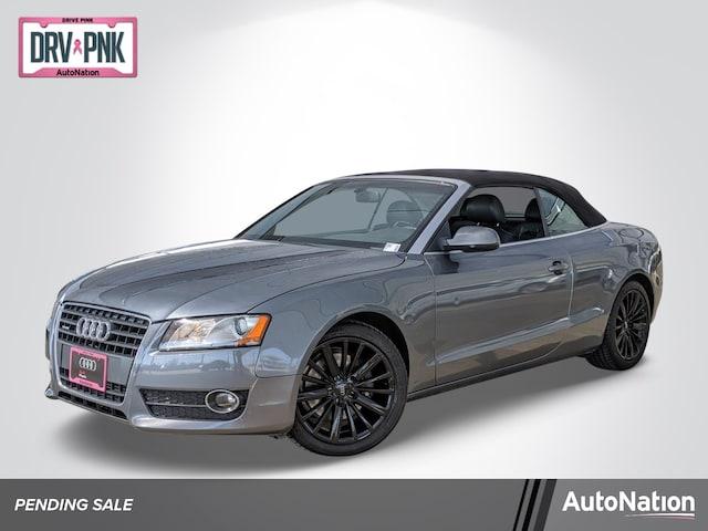 2012 Audi A5 2.0T Premium 2dr Car