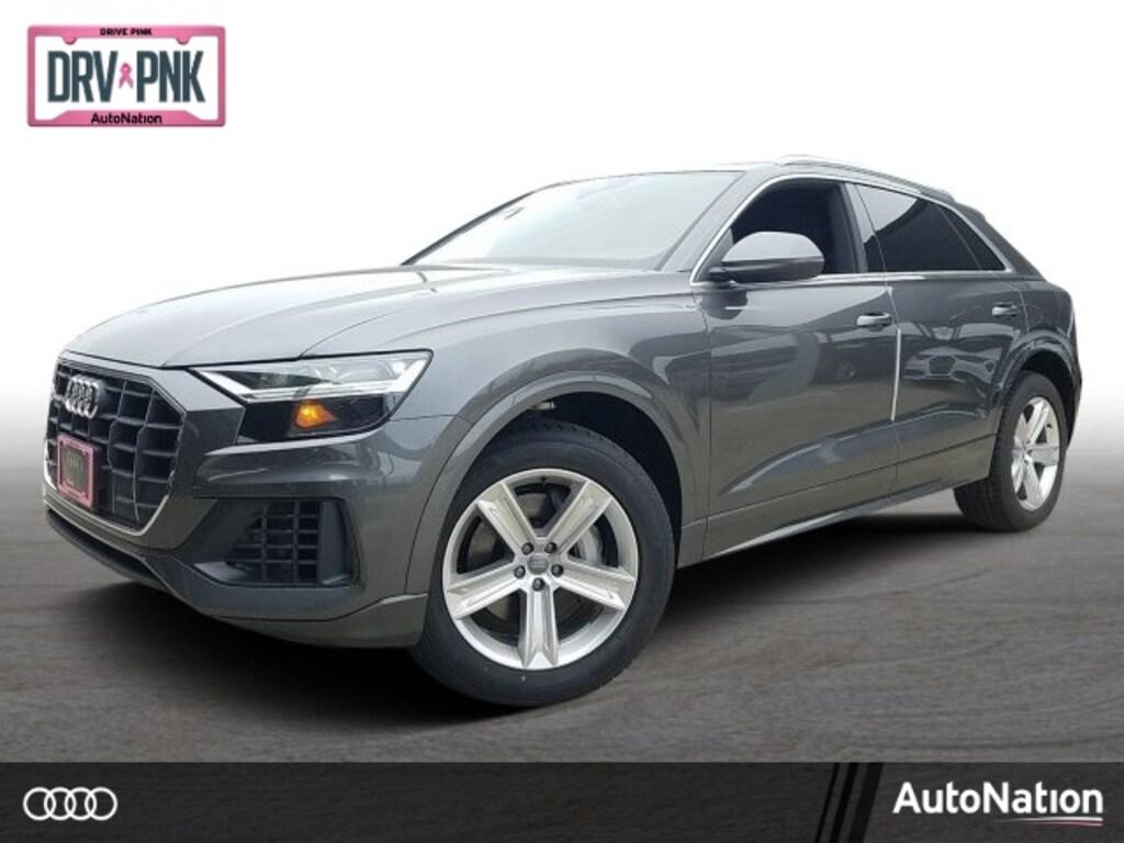 New 2019 Audi Q8 For Sale Dallas Tx Wa1avaf16kd014888