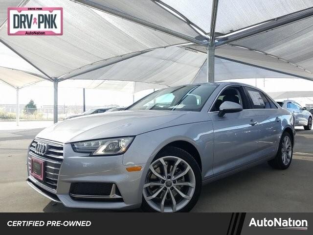 2019 Audi A4 Premium 4dr Car