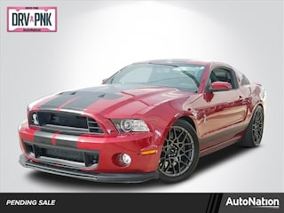 2014 Ford Mustang Shelby GT500 2dr Car