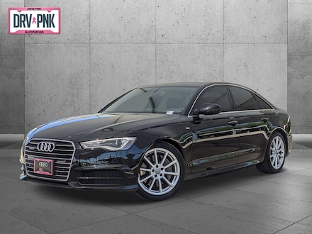 2017 Audi A6 Premium Plus 4dr Car