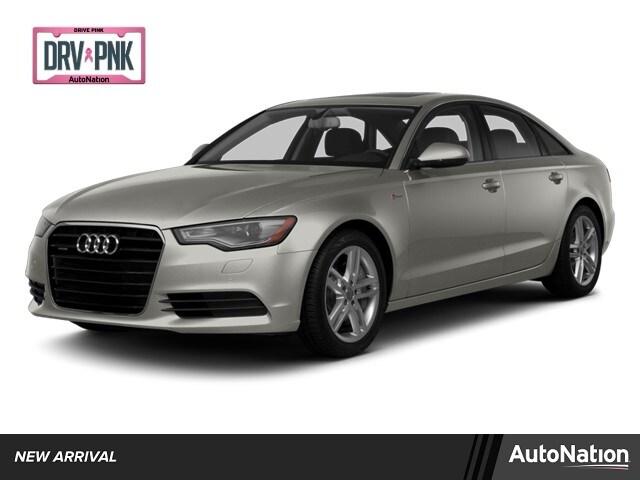 2013 Audi A6 3.0T Premium Plus 4dr Car