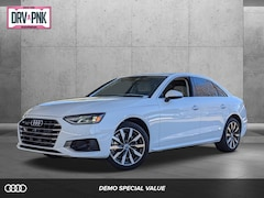 2021 Audi A4 40 Premium Sedan
