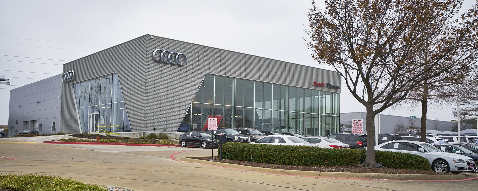 Hours & Directions | Audi Plano